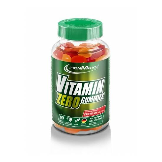 "Vitamin ZERO ""Gumivitamin""- 60 db"