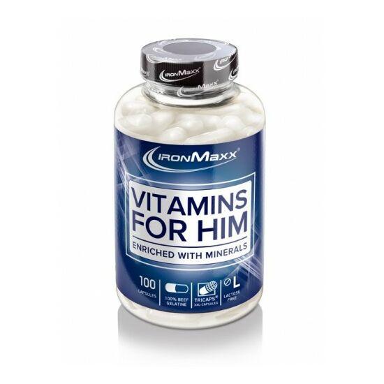Vitamin for Him 100 kapszula (férfiaknak)