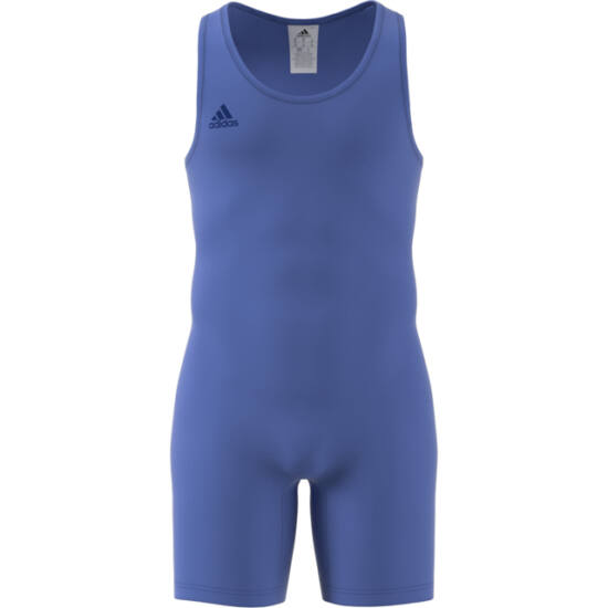 Adidas erőemelő mez, kék